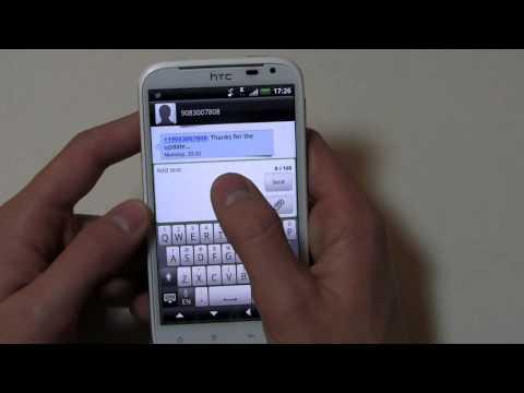 HTC Sensation XL Review Part 1