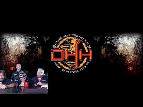 Dan's Haunted House Live Stream