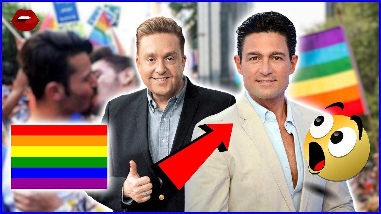 10 Famosos Que Nunca Sabremos si Son Gays | #FamososAD