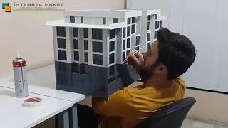 İntegral Maket-Mimari Maket Nasıl Yapılır?(2) Maket Firmaları Maketçiler Maket Yapan Yerler