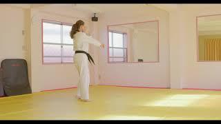 Quiet Flame Taekwondo: Taeguek Yi (2) Jang