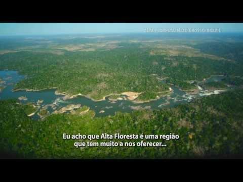 Documentário TURISMO ALTA FLORESTA-MT/BRAZIL  Viajar é descobrir - HD
