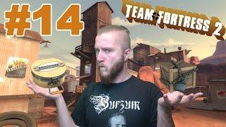 Team Fortress 2 Po Polsku #14 - Otworzone Skrzynki i Market Gardening! || Diabeuu