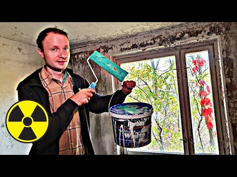 Did they see us?? 😨 Chernobyl Flat Repair Like