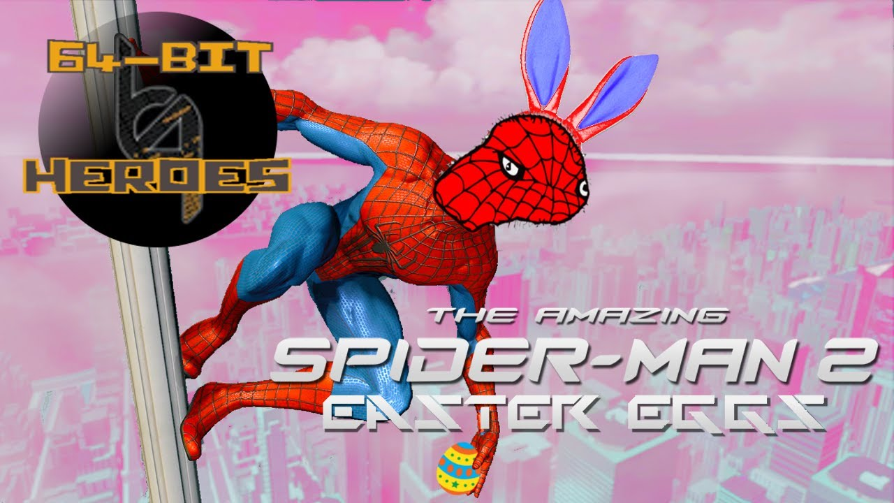 The Amazing Spider-Man 2 Game Easter Eggs | Sandman ...