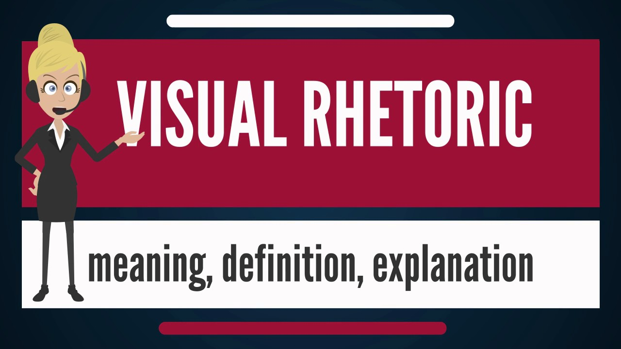 visual rhetoric analysis Some of the most famous visual rhetoric examples depict how artists and authors use imagery and other elements to persuade and communicate with their audience.