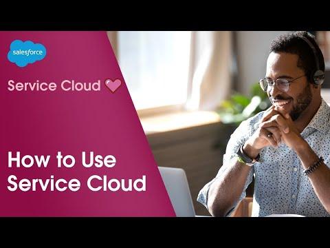 Salesforce Service Cloud Overview Demo