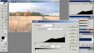 Улучшения качество фотки урок Аdobe Photoshop