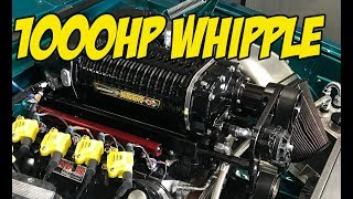 1000RWHP Whipple Blown HG Ute at MPW Performance