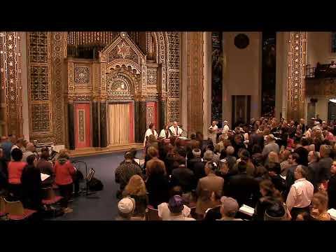 Kabbalat Shabbat Service — September 13, 2019