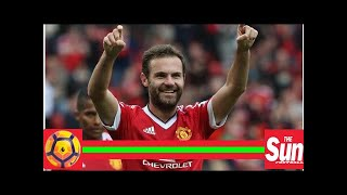Manchester United star Juan Mata the Premier League free-kick king since his arrival at Chelsea in