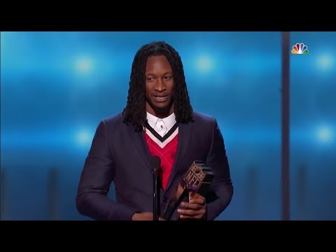 Todd Gurley wins 2017-18 Offensive Player of the Year Award | NFL Honors