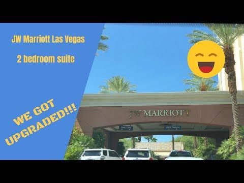 JW Marriott Las Vegas 2 Bedroom Suite