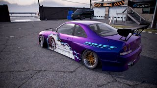 CarX Drift Racing 2 Customization - Vinyls | 7 MINUTES OF GAMEPLAY