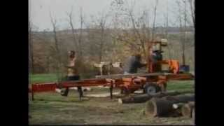 Natural Resource Income Opportunities: Portable Sawmill