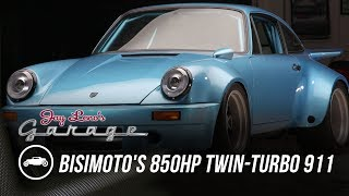 Bisimoto's 850HP Twin-Turbo 911 - Jay Leno's Garage