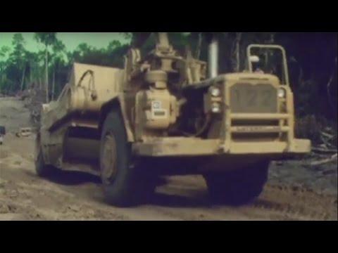 Trans-Cameroon Railway - Cameroon  (1987)