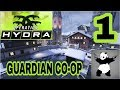 CSGO Operation Hydra Guardian Co-op Mission #1  ft. Violent Panda