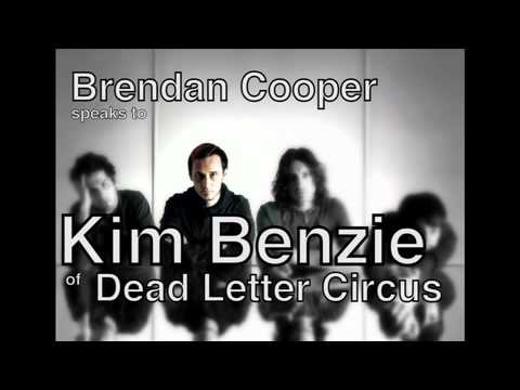 Dead Letter Circus interview with Brendan Cooper