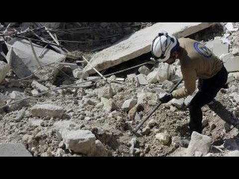 Airstrikes in Aleppo leave at least 15 dead