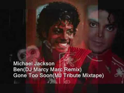(NEW 2011) Michael Jackson BEN (DJ Marcy Marc Remix) 2010