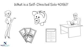 What is a Self Directed Solo 401k?