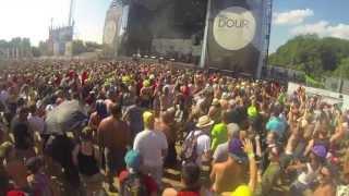 dour festival 2K13 live