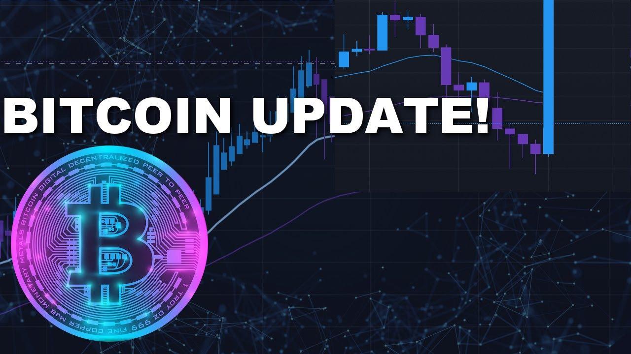 Quick Bitcoin Update