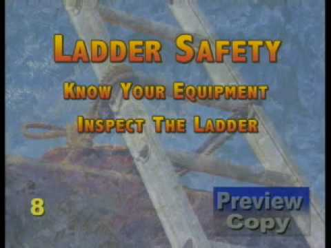 Ladder Safety for the Maritime Industries