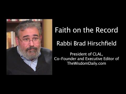 Rabbi Brad Hirschfield On Removing Religious Holidays From The School Calendar