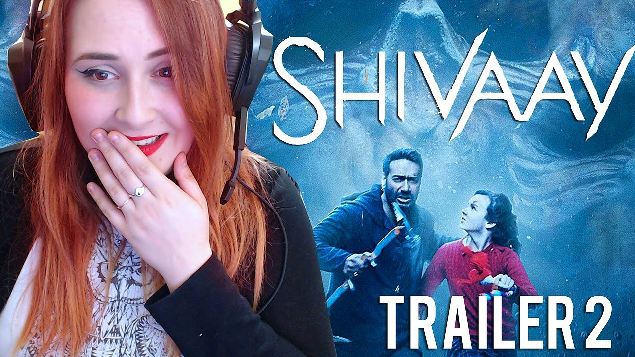 Download Shivaay | Official Trailer #2 | Ajay Devgn - REACTION!