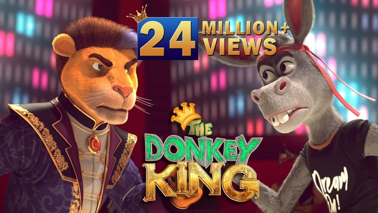 Download The Donkey King | Inky Pinky Ponky: A Musical Contest