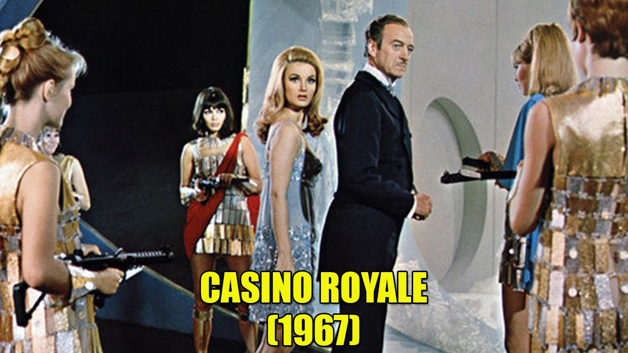 james bond casino royal 1967
