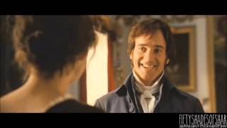 Pride & Prejudice MR. Darcy Best Moments-All of Me thumbnail