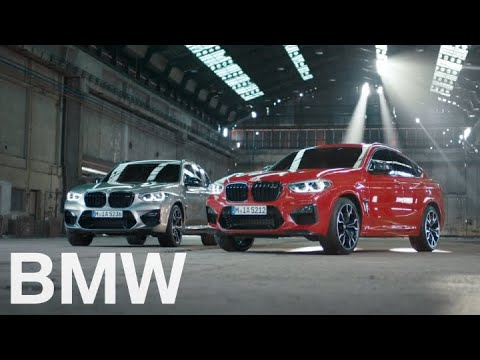 The first-ever BMW X3 M and X4 M. Driving Dynamics.