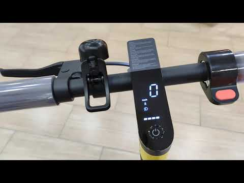 Обзор на на электросамокат Mi Electric Scooter Essential