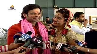 Serial Yeh Hai Mohabbatein Lead Actor Karan Patel Marrige With Ankita Bhargava
