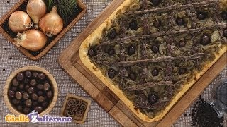Pissaladiere - French Recipe