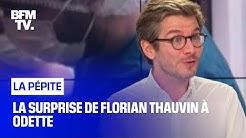La surprise de Florian Thauvin à Odette