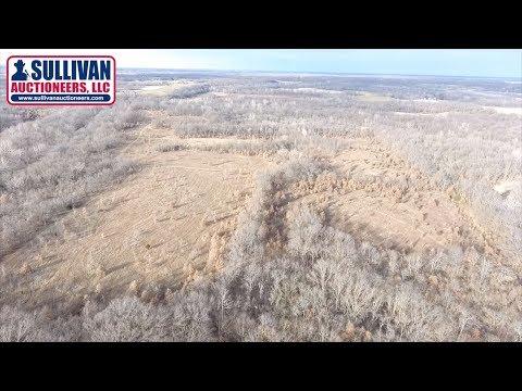 Hilbing Aerial Tour - Hancock County, IL