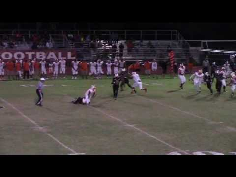 INSTANT REPLAY - 15 yd Loss - Eagles Robby Rodriguez Runs Down QB For Big Loss! HSPN SPORTS