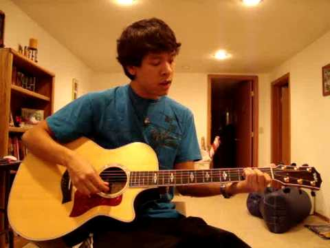 Lost - Coldplay acoustic cover