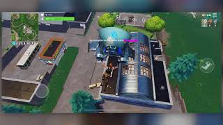 Fortnite jugabilidad en iPhone y iPad (con fragmentos) - códigos beta
