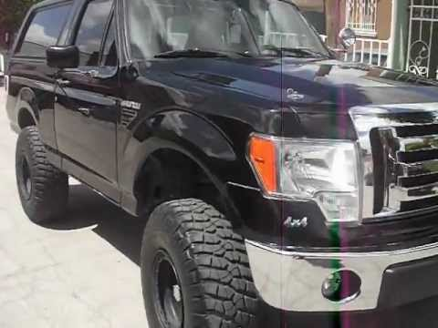 2016 Ford Bronco >> FORD BRONCO ___JULIAN___ss___ - YouTube