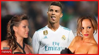 Merche e Nereida disponíveis como testemunhas de Cristiano Ronaldo