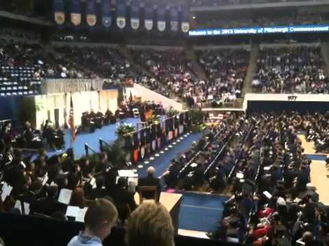 Pitt graduation
