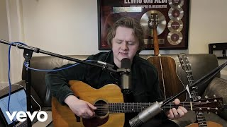 Lewis Capaldi - Before You Go  Acoustic Home Session