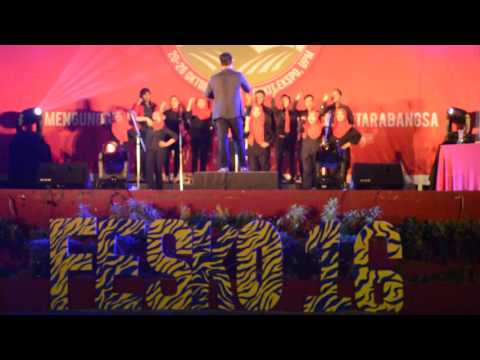FESKO '16 | Rhapsody 14 - Getaran Asmara | Kolej 14 UPM