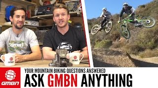 How To Improve My Whips? | Ask GMBN Anything About Mountain Biking