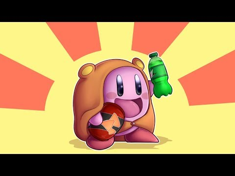 KIRBY THE BEST